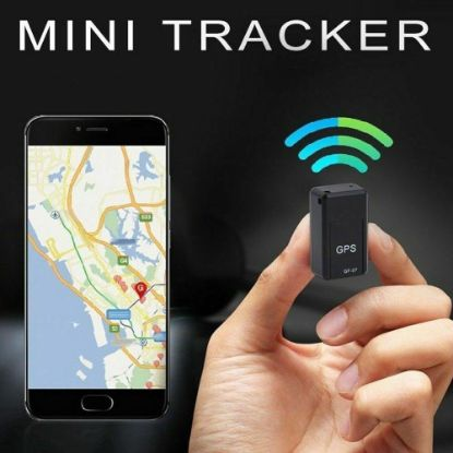 Picture of GF07 Mini GPS Real Time Car Locator Tracker Magnetic GSM/GPRS Tracking Device