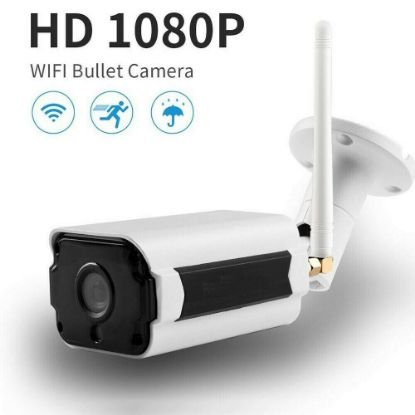 Picture of 1080P Outdoor Wireless WIFI IP Camera SD Slot Network Night Vision CCTV Security