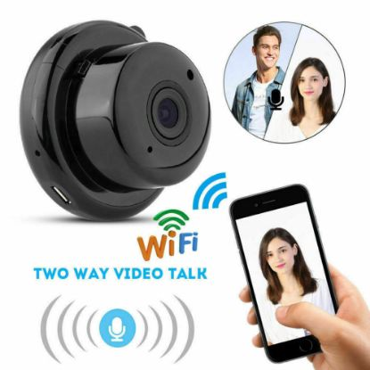 Picture of 1080P Wireless WIFI IP Camera CCTV Mini Smart Home Security Camera Battery